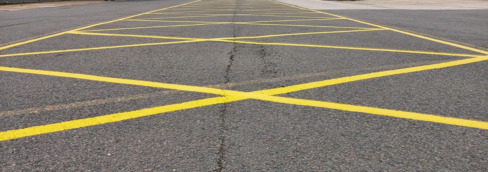 Line marking warwickshire