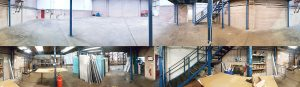 Dilapidation Works commercial units