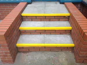 safety paint for steps
