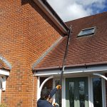 High reach Gutter Cleaning Services Warwickshire