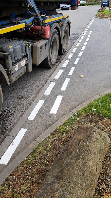 Line Marking services headers