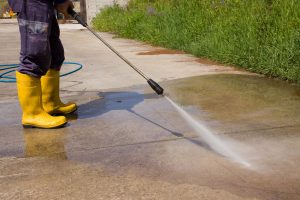 Power Jet-washing Services