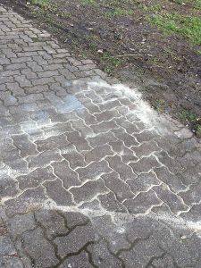 block paving repair