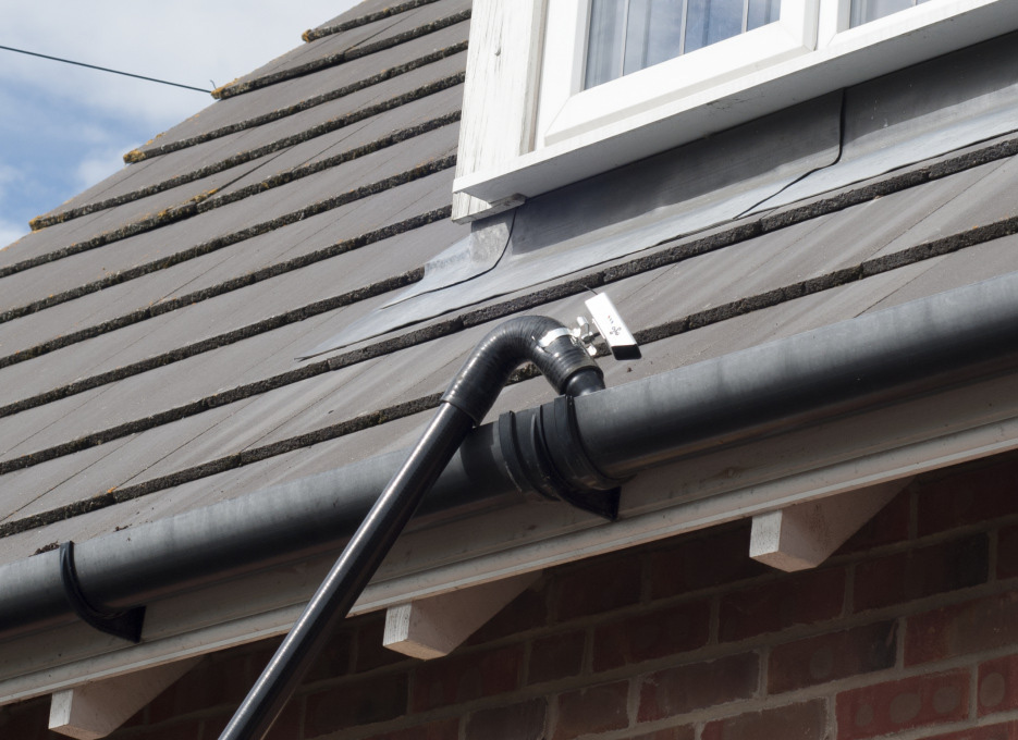 ... GUTTER CLEANING - Grounds Maintenance and High Reach Gutter Cleaning