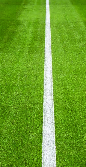 laser guided line marking