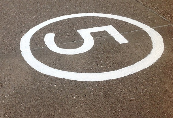 Car park line-marking-services