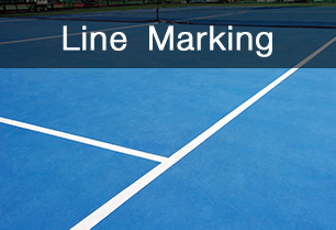 line marking feature