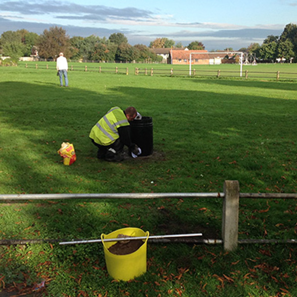 Facilities Grounds Care, & Maintenance, One offs to, service contracts